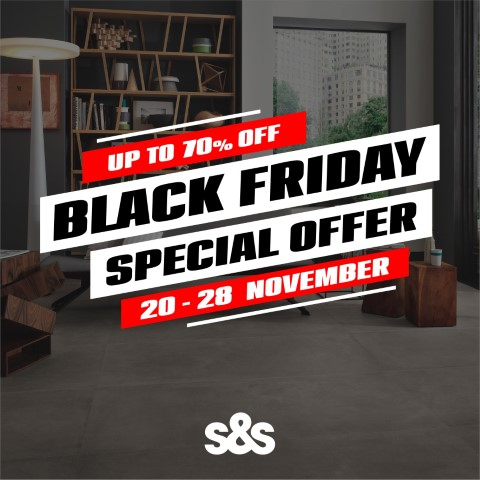 Bathrooms Black Friday Offer
